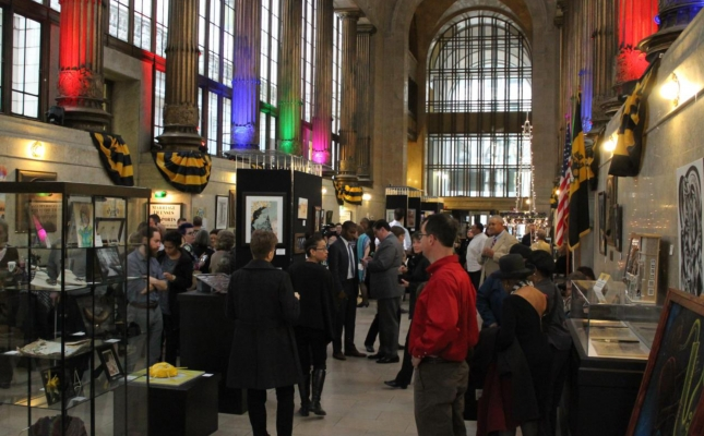 Mayor Celebrates Artistic Talent in Pittsburgh