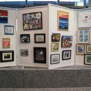 Youth & Teen Artwork from the first Carilion Clinic Patient NAP Exhibit