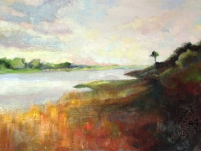 Charleston paintings, oil, art
